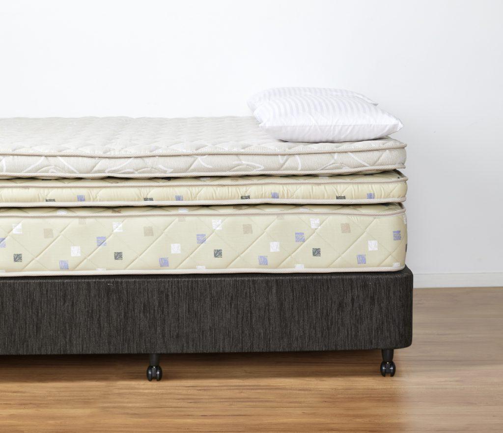 Hotel mattress commercial motel accommodation pillow topper mattress