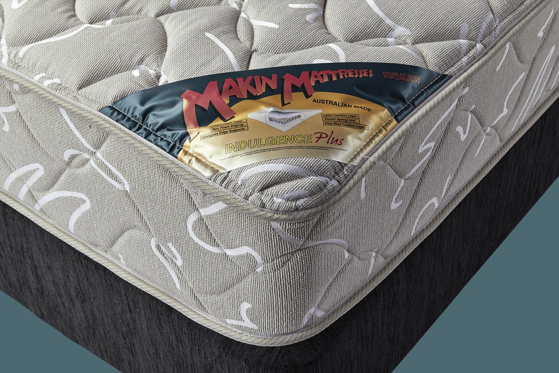 makin mattresses mattress queen single super king double size
