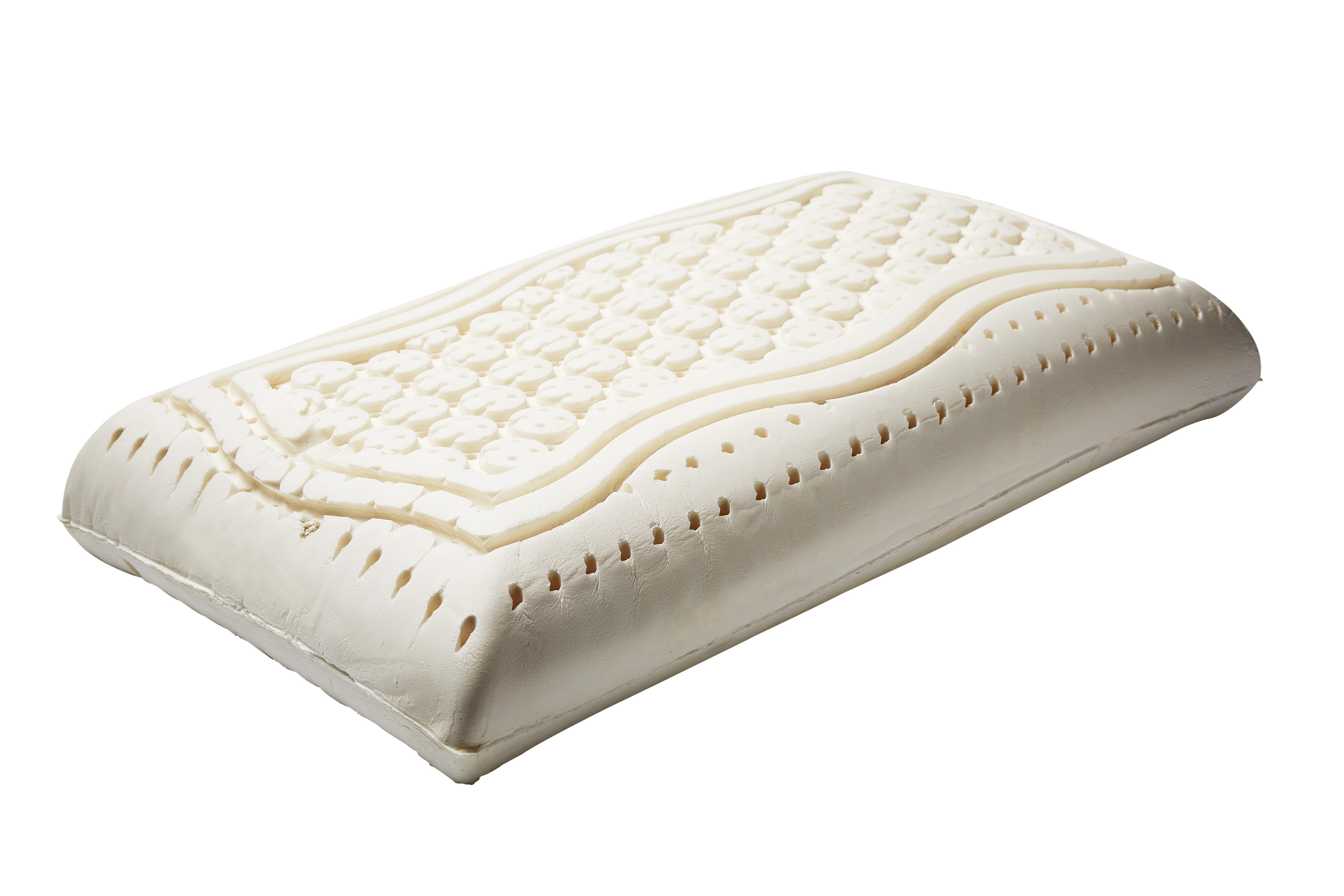 latex pillow soft makin mattresses