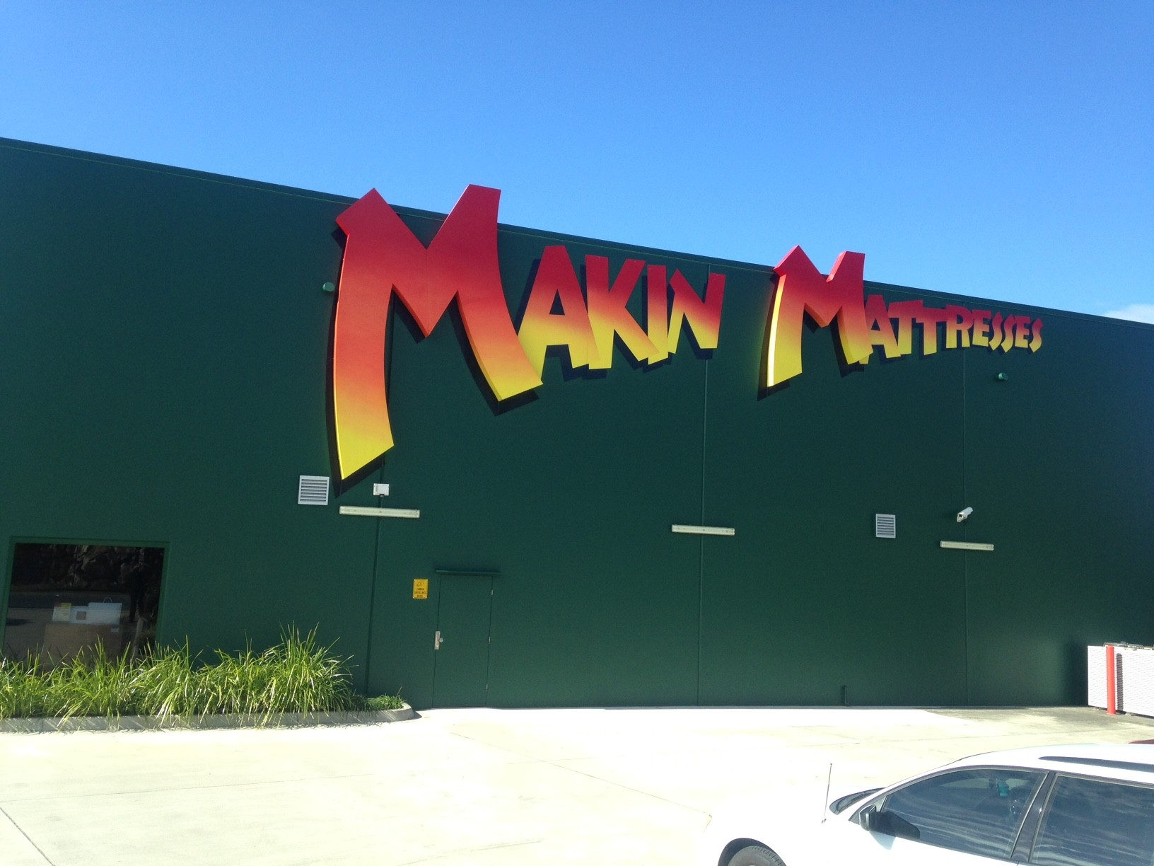 makin mattresses mattress store Brisbane