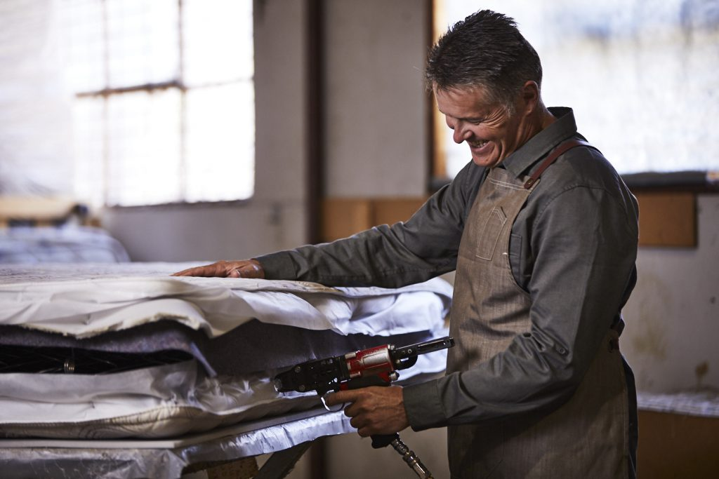 Makin mattresses mattress manufacturer Brisbane Melbourne Perth Adelaide